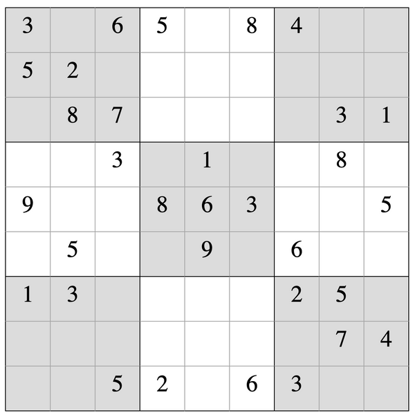 Visual Guide to solve a Game of Sudoku